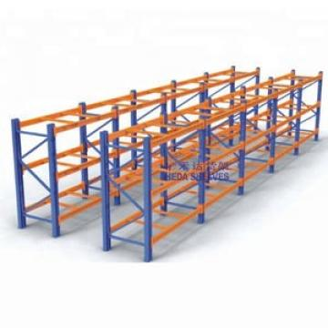 Ce Approved Carton Flow Through Rolling Mobile Pallet Rack for Industrial Warehouse Storage