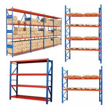 New Supermarket American Style Grocery Retail Store Shop Double Side Heavy Duty Metal Display Stand Rack Gondola Shelves